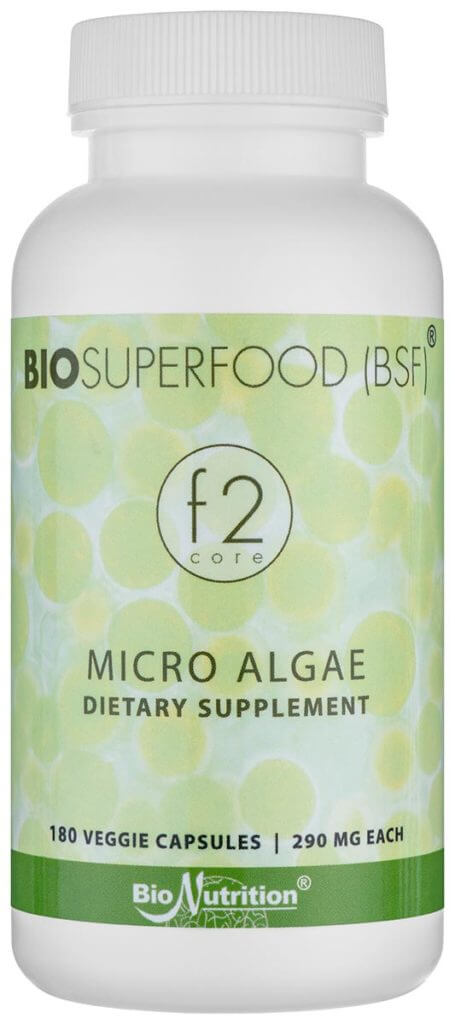 BIOSUPERFOOD F2 Core – 180 capsules