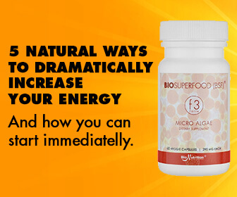 5 NATURAL WAYS TO DRAMATICALLY INCREASE YOUR ENERGY